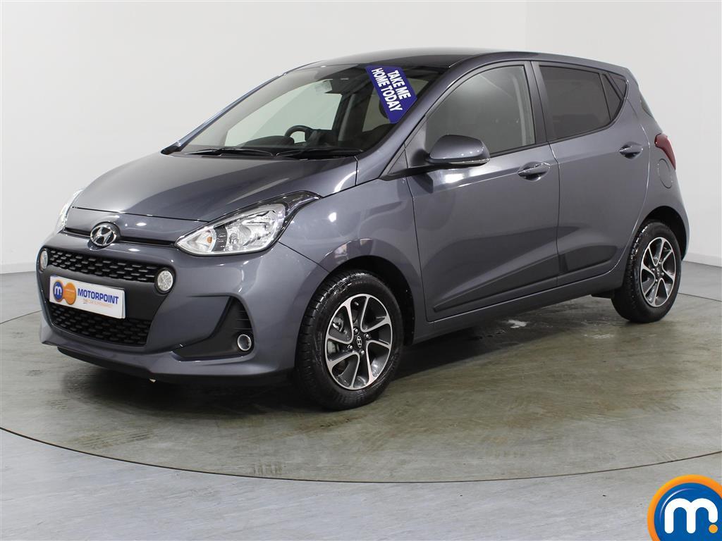 Hyundai I10 Premium - Stock Number (947948) - Passenger side front corner