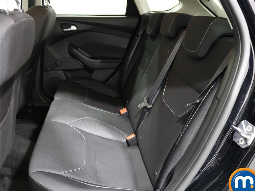 Ford Focus Hatchback 1.0 Ecoboost 125 Zetec Edition 5Dr