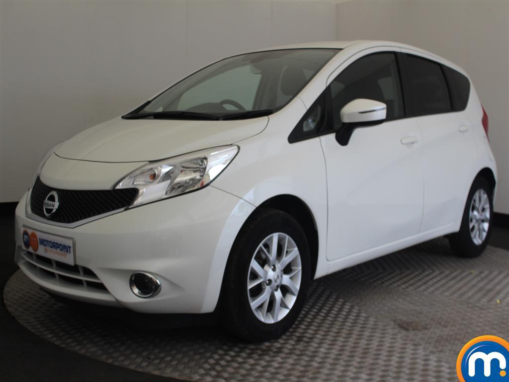 Nissan Note Acenta Premium - Stock Number (950381) - Passenger side front corner