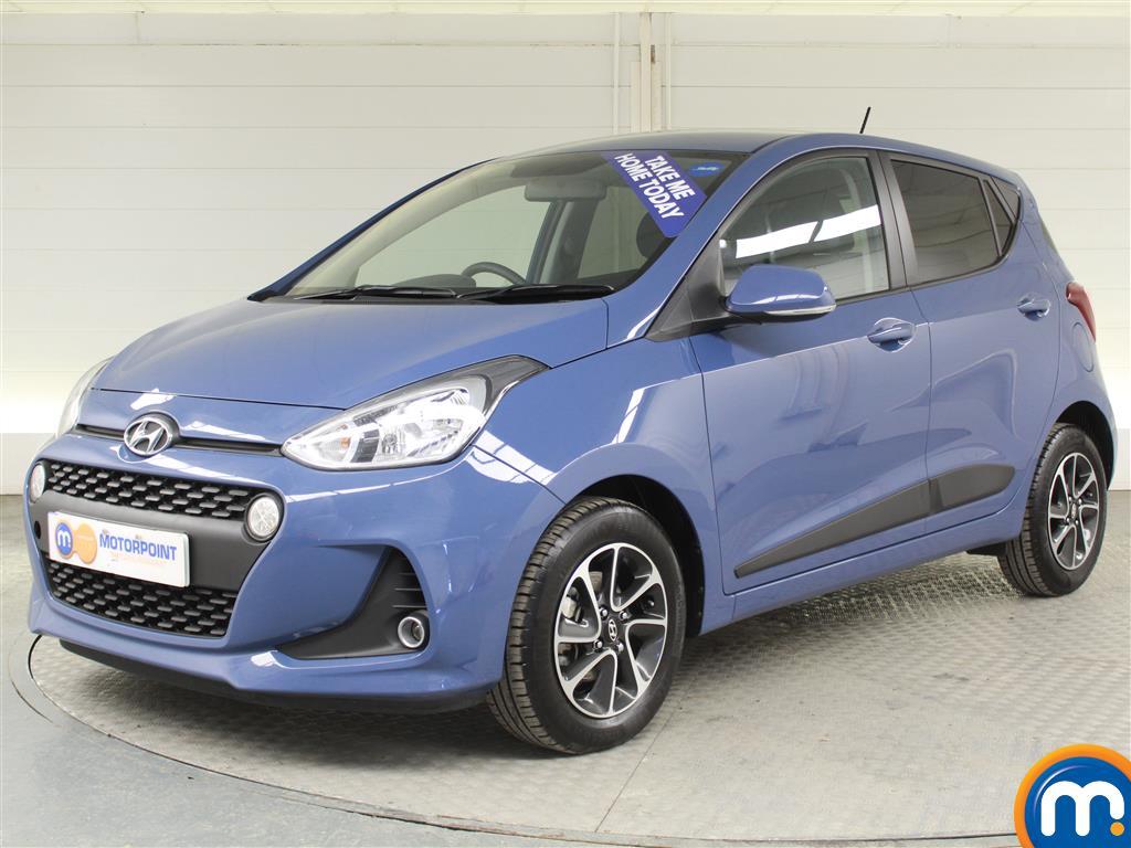Hyundai I10 Premium - Stock Number (944318) - Passenger side front corner
