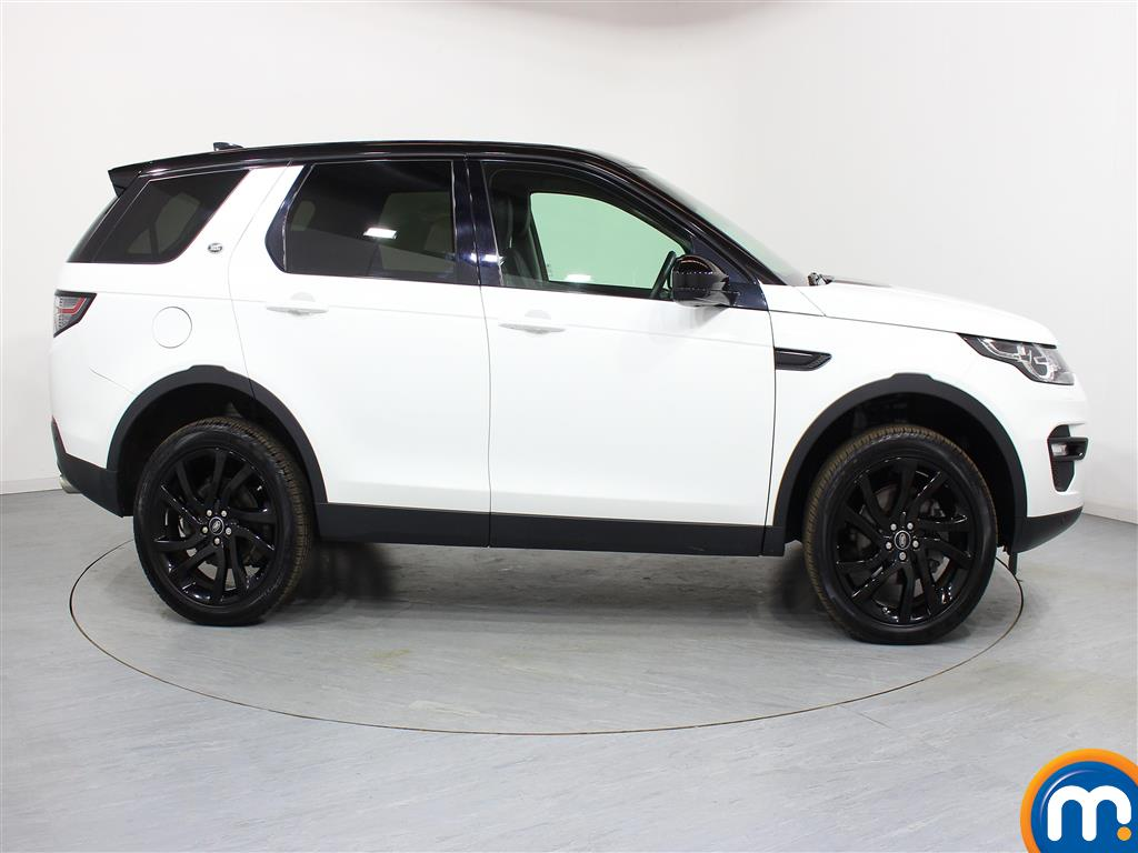 Land Rover Discovery Sport Hse Black Automatic Diesel 4X4 - Stock Number (948634) - Drivers side