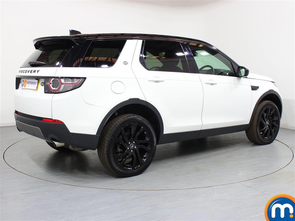 Land Rover Discovery Sport Hse Black Automatic Diesel 4X4 - Stock Number (948634) - Drivers side rear corner