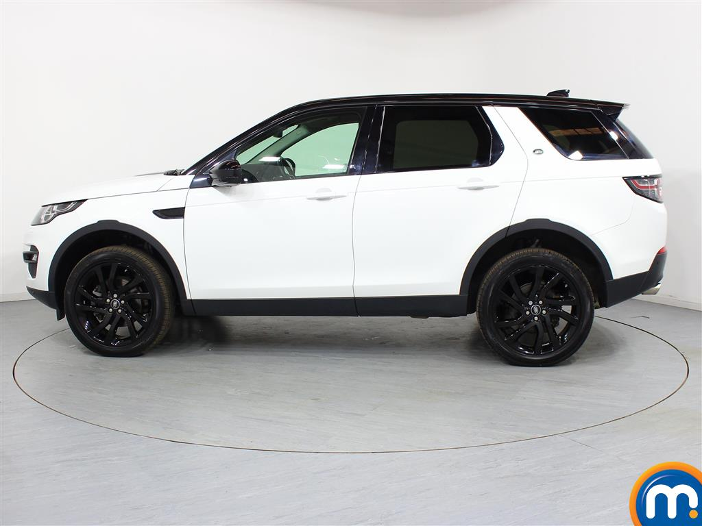 Land Rover Discovery Sport Hse Black Automatic Diesel 4X4 - Stock Number (948634) - Passenger side