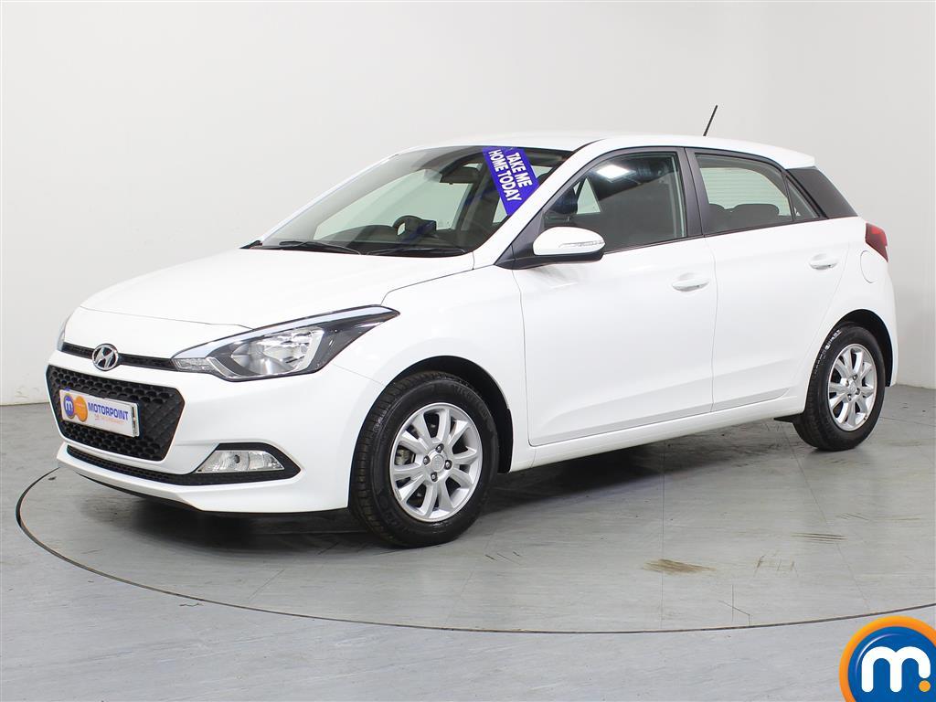 Hyundai I20 SE - Stock Number (944283) - Passenger side front corner