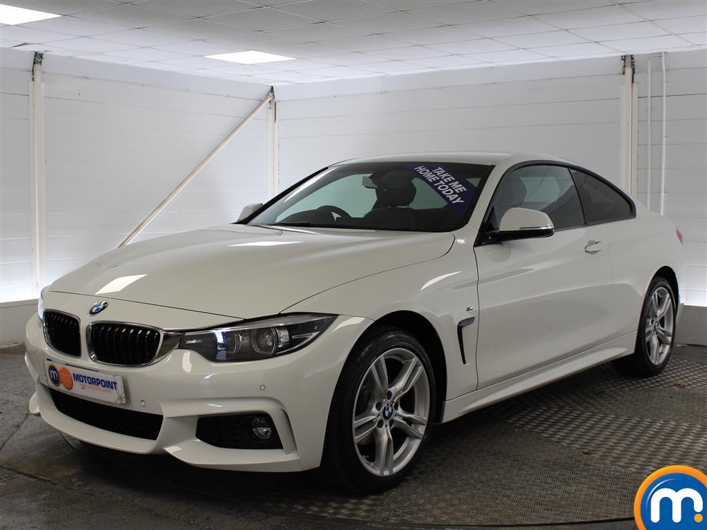 BMW 4 Series M Sport - Stock Number (948490) - Passenger side front corner