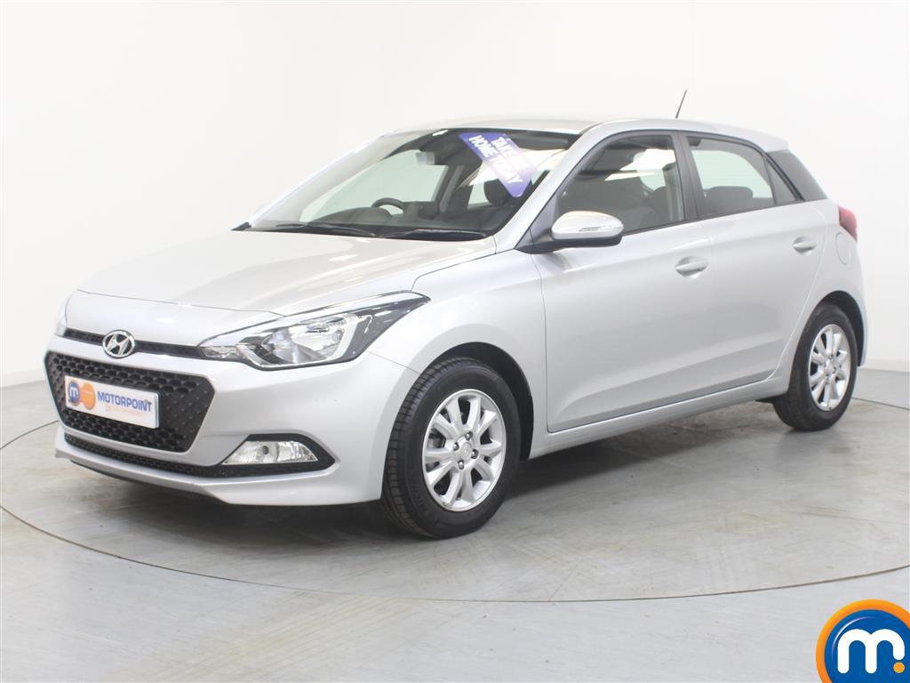 Hyundai I20 SE - Stock Number (949494) - Passenger side front corner