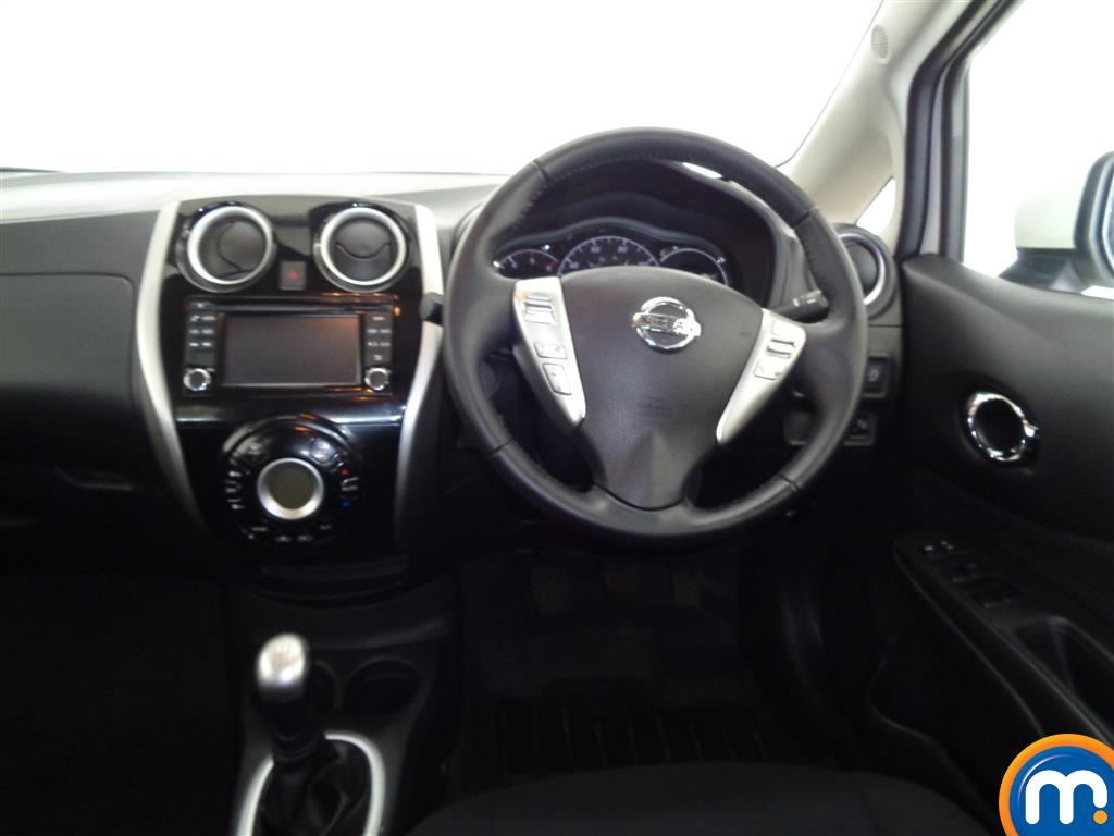 Nissan Note Acenta Premium Manual Diesel Hatchback - Stock Number (950382) - 4th supplementary image