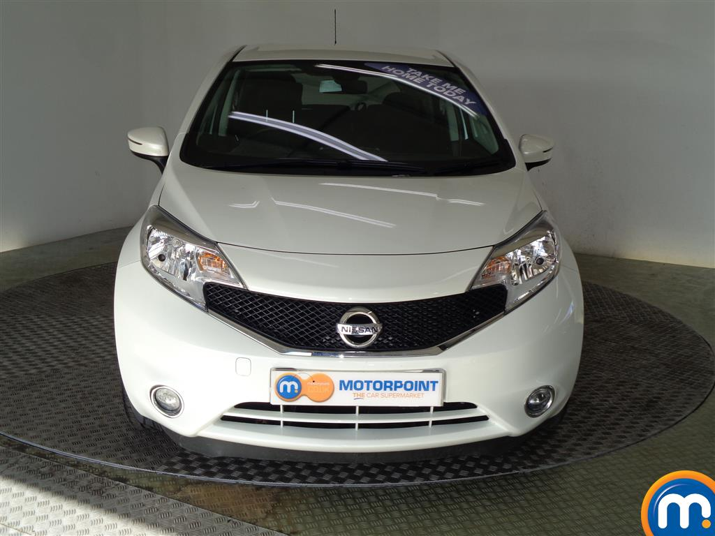 Nissan Note Acenta Premium Manual Diesel Hatchback - Stock Number (950382) - Front bumper