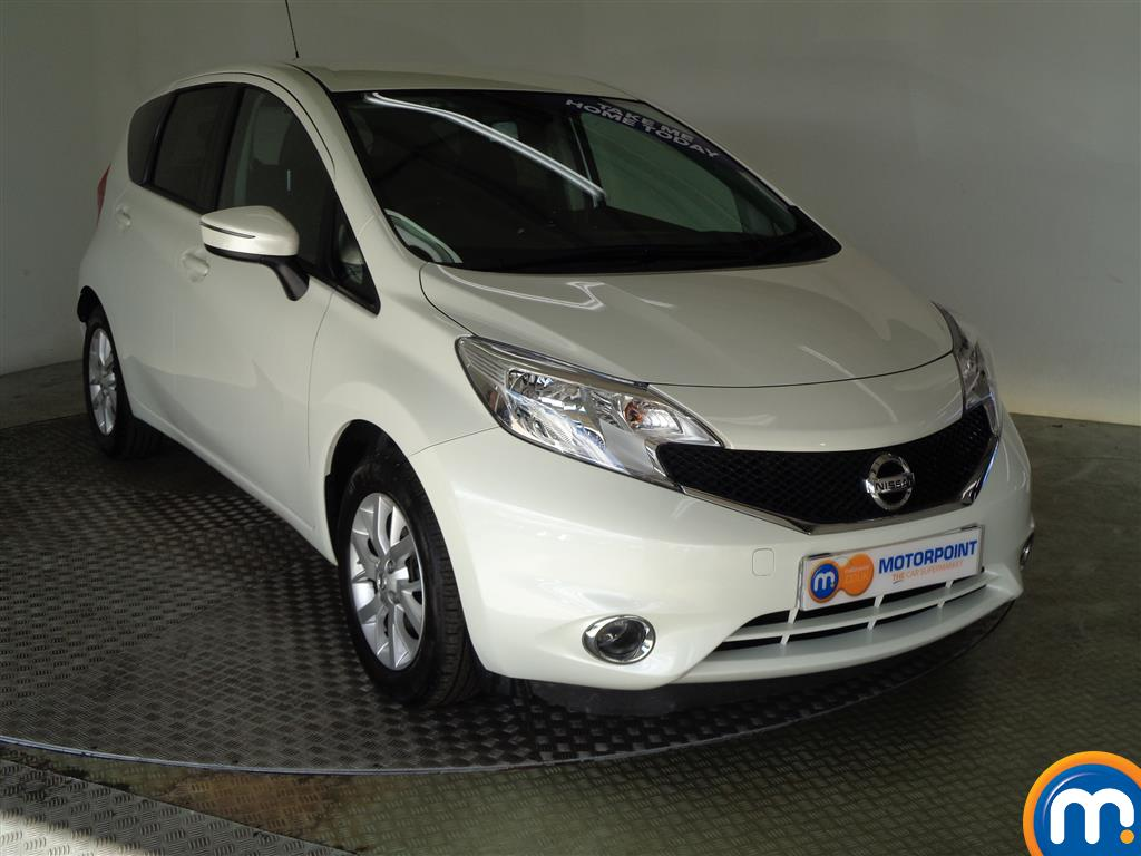 Nissan Note Acenta Premium Manual Diesel Hatchback - Stock Number (950382) - Drivers side front corner