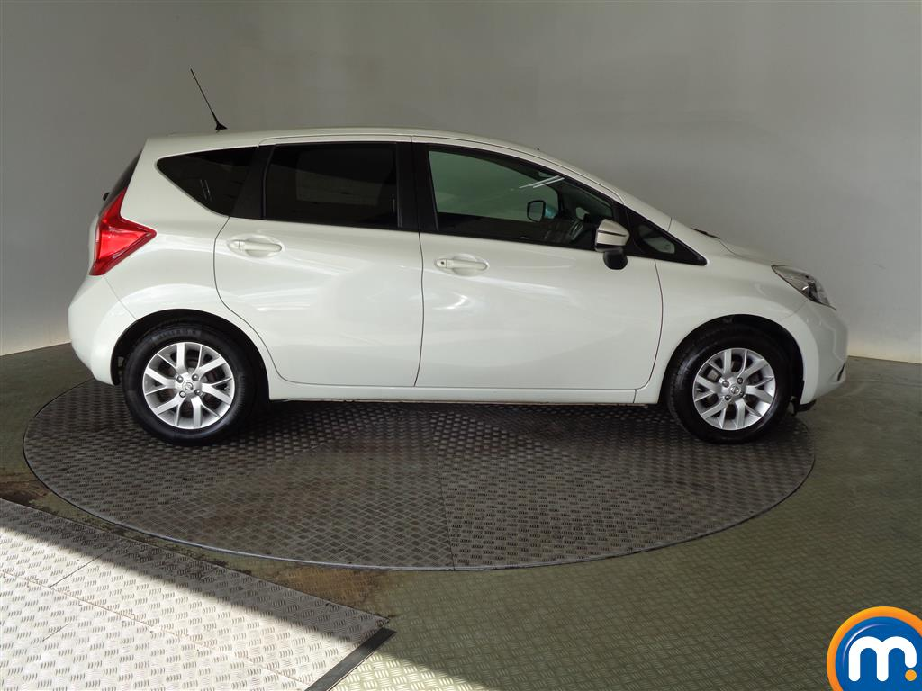 Nissan Note Acenta Premium Manual Diesel Hatchback - Stock Number (950382) - Drivers side