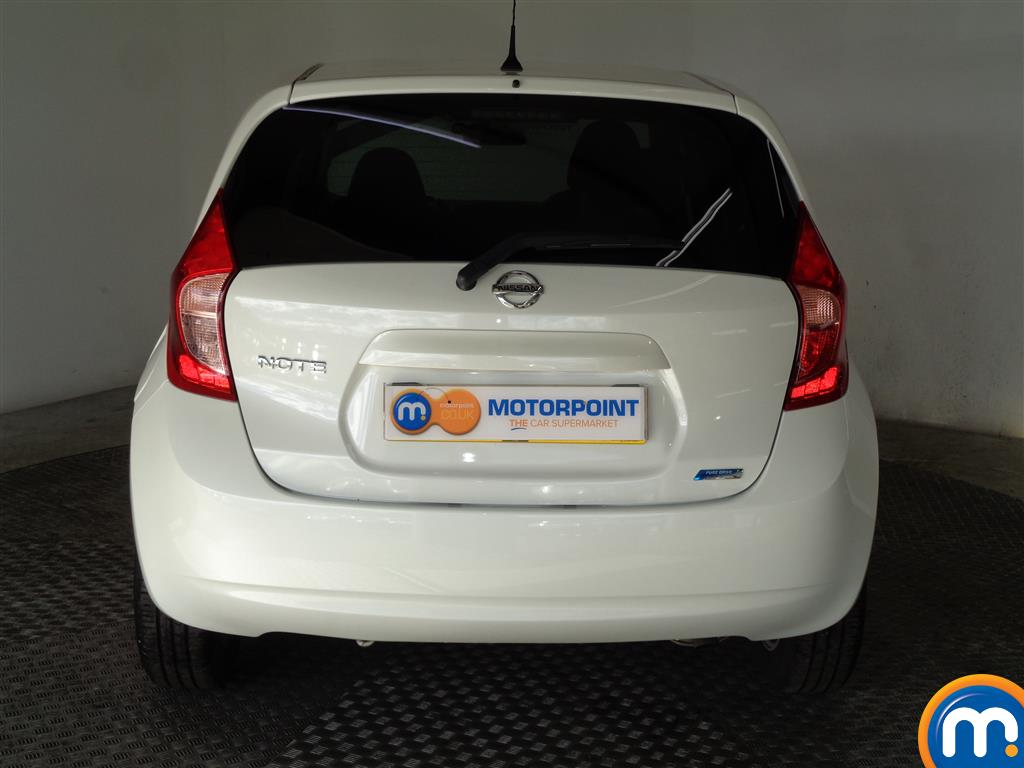 Nissan Note Acenta Premium Manual Diesel Hatchback - Stock Number (950382) - Rear bumper