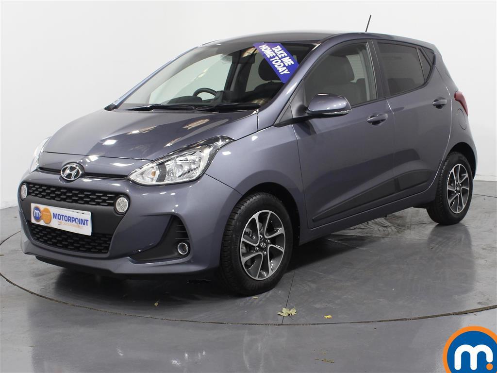 Hyundai I10 Premium - Stock Number (947991) - Passenger side front corner
