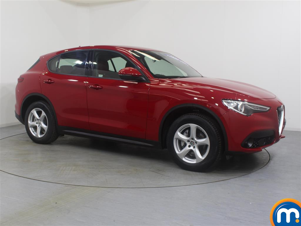 Alfa Romeo Stelvio Super Automatic Diesel Estate - Stock Number (950948) - Drivers side front corner