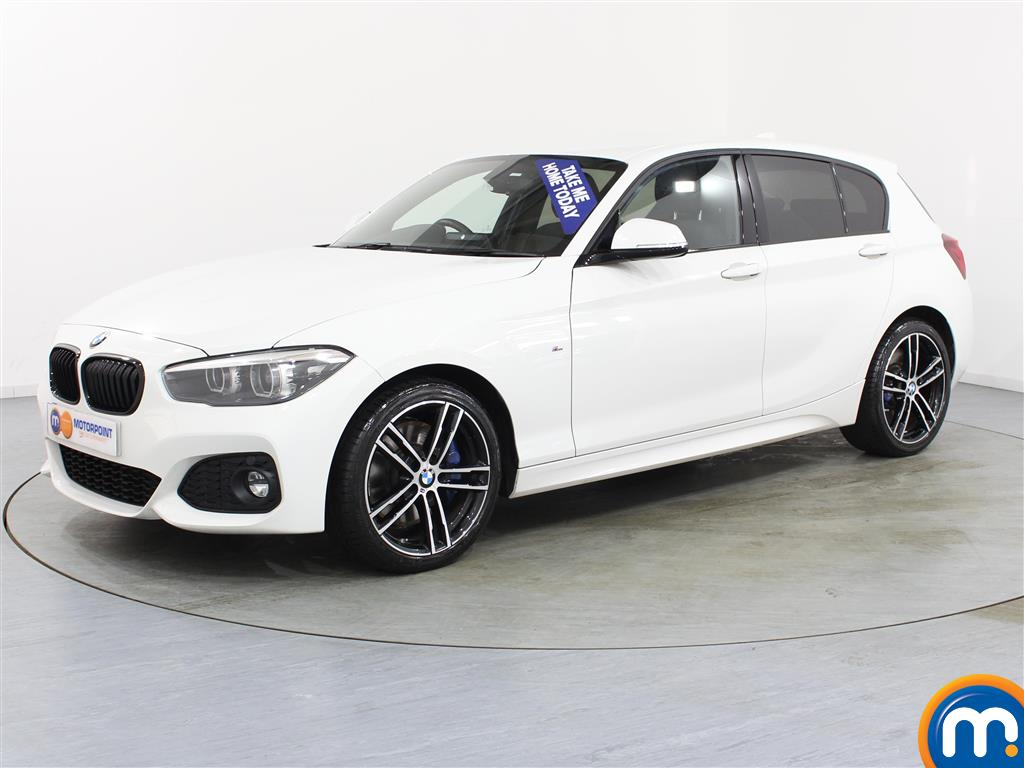 BMW 1 Series M Sport Shadow Edition - Stock Number (949897) - Passenger side front corner
