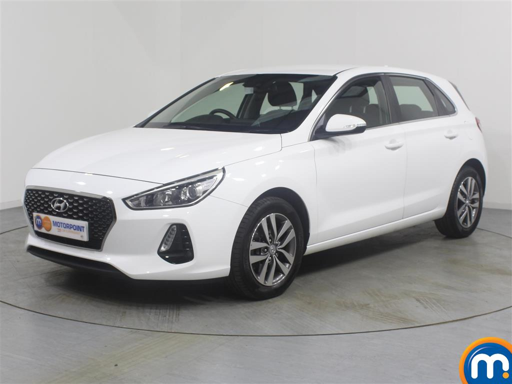 Hyundai I30 SE Nav - Stock Number (949192) - Passenger side front corner