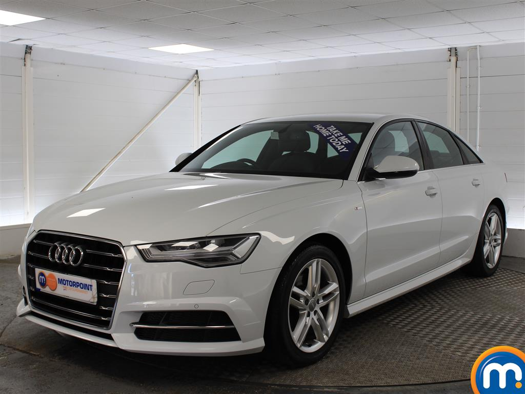 Used Audi A S Line Diesel Cars For Sale Second Hand Nearly New - Audi diesel cars for sale