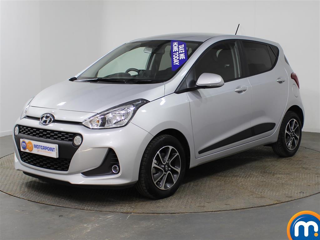 Hyundai I10 Premium - Stock Number (949159) - Passenger side front corner