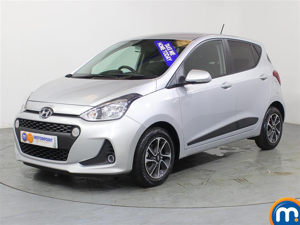 Hyundai I10 Premium - Stock Number (949093) - Passenger side front corner