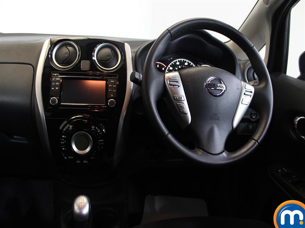 Nissan Note Acenta Premium Manual Diesel Hatchback - Stock Number (951467) - 4th supplementary image