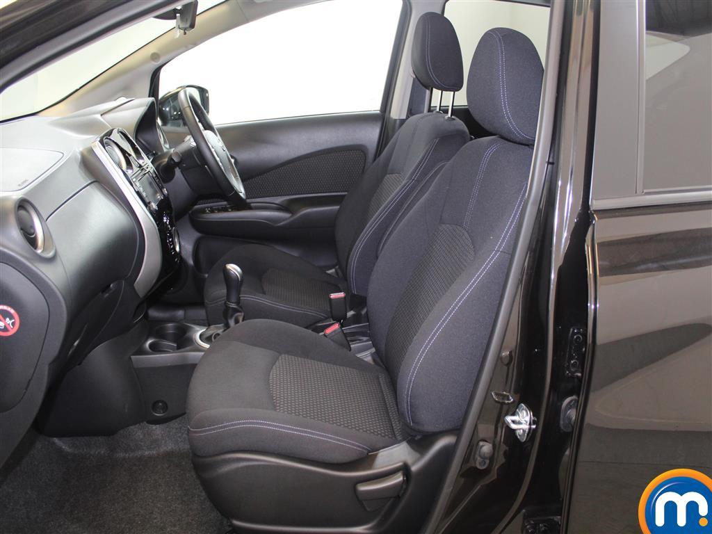 Nissan Note Acenta Premium Manual Diesel Hatchback - Stock Number (951467) - 5th supplementary image