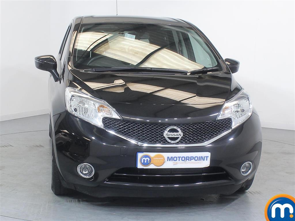 Nissan Note Acenta Premium Manual Diesel Hatchback - Stock Number (951467) - Front bumper