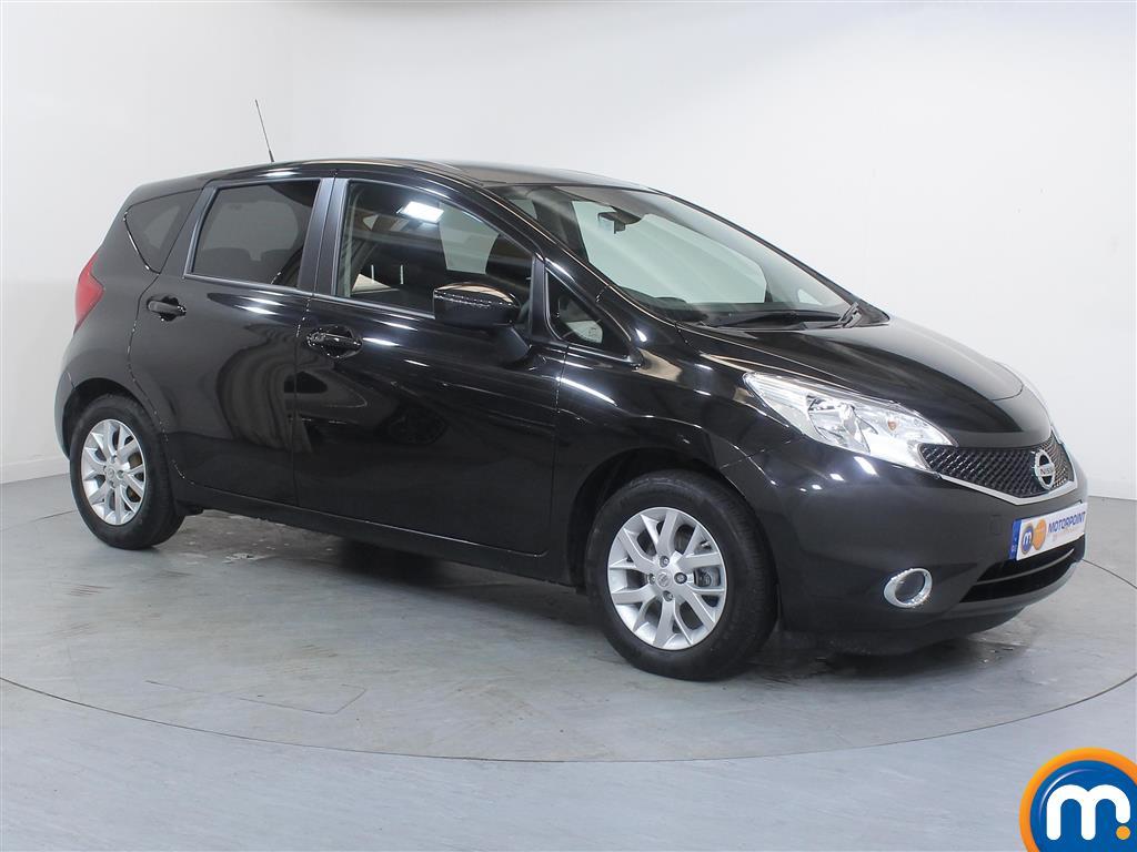 Nissan Note Acenta Premium Manual Diesel Hatchback - Stock Number (951467) - Drivers side front corner