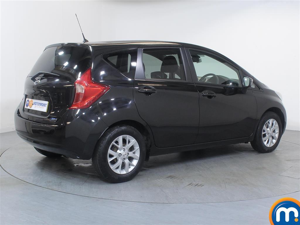 Nissan Note Acenta Premium Manual Diesel Hatchback - Stock Number (951467) - Drivers side rear corner