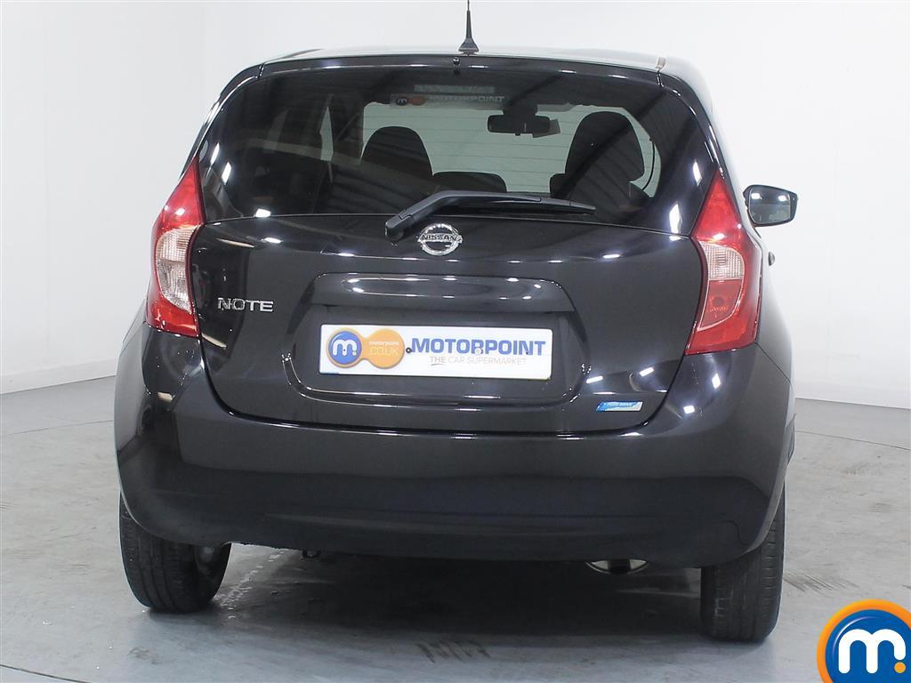Nissan Note Acenta Premium Manual Diesel Hatchback - Stock Number (951467) - Rear bumper