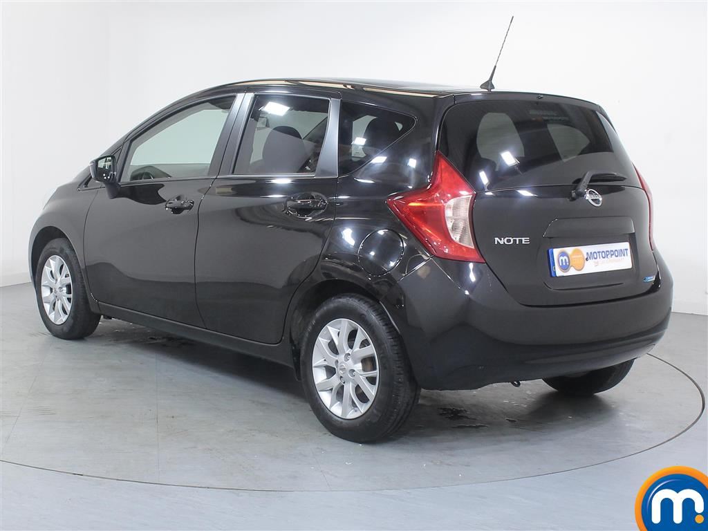Nissan Note Acenta Premium Manual Diesel Hatchback - Stock Number (951467) - Passenger side rear corner