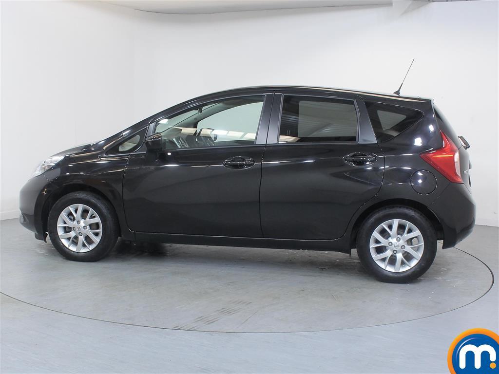 Nissan Note Acenta Premium Manual Diesel Hatchback - Stock Number (951467) - Passenger side