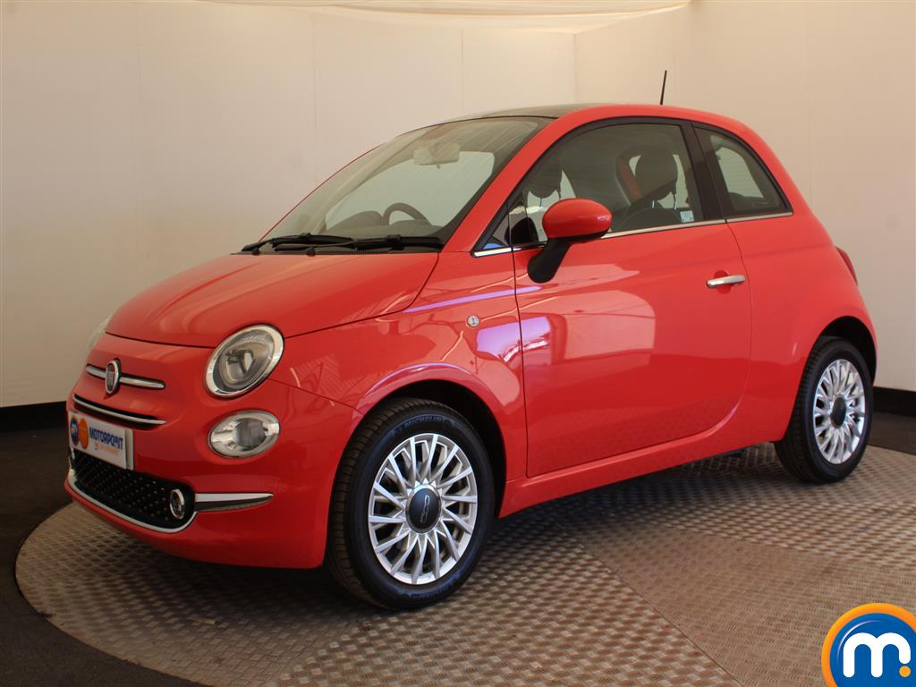 Fiat 500 Lounge - Stock Number (951010) - Passenger side front corner