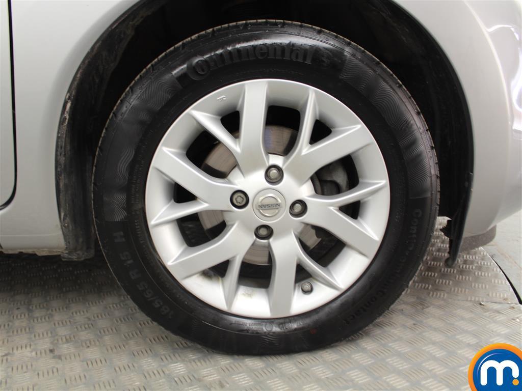 Nissan Note Acenta Premium Manual Diesel Hatchback - Stock Number (948925) - 3rd supplementary image