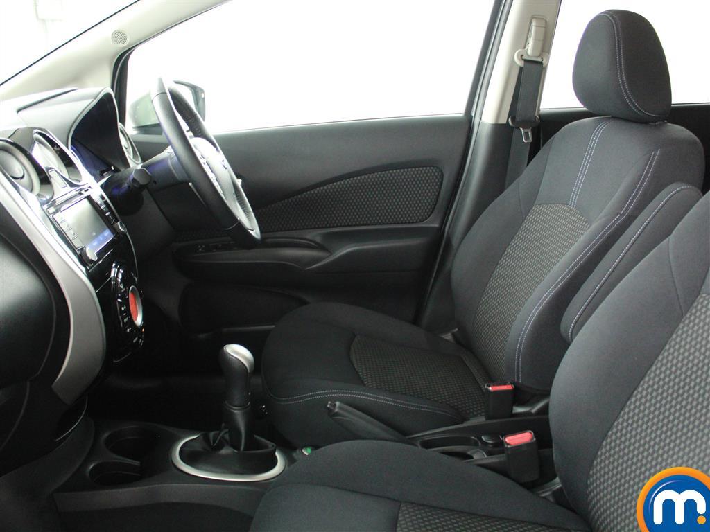 Nissan Note Acenta Premium Manual Diesel Hatchback - Stock Number (948925) - 6th supplementary image