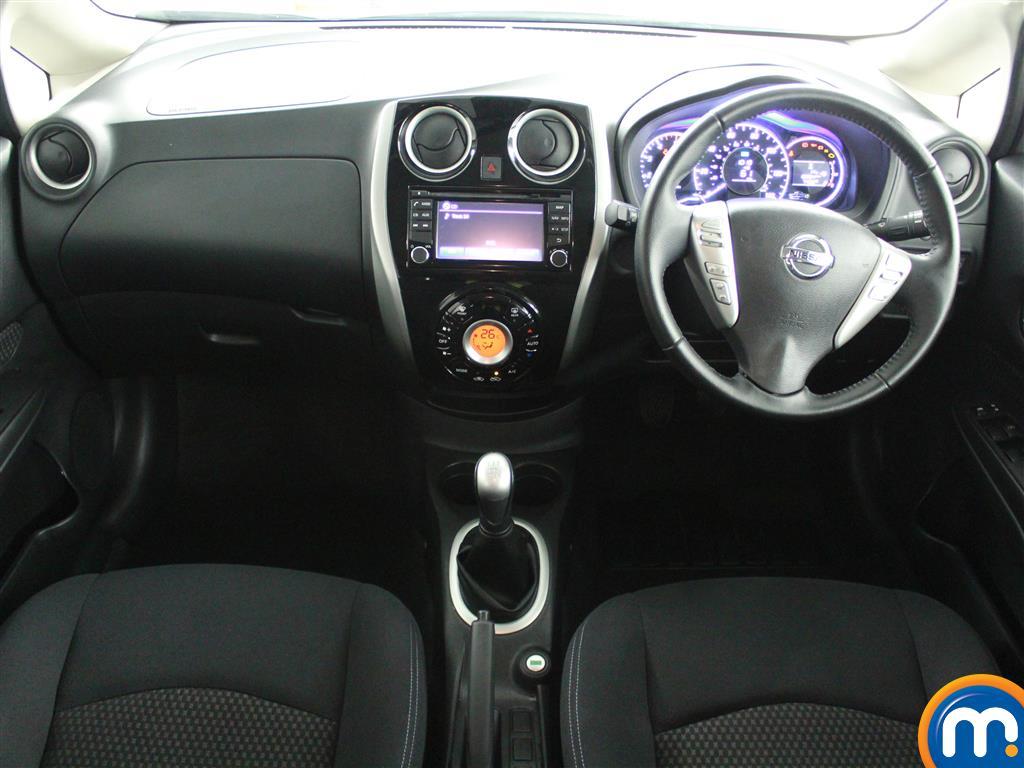 Nissan Note Acenta Premium Manual Diesel Hatchback - Stock Number (948925) - 9th supplementary image