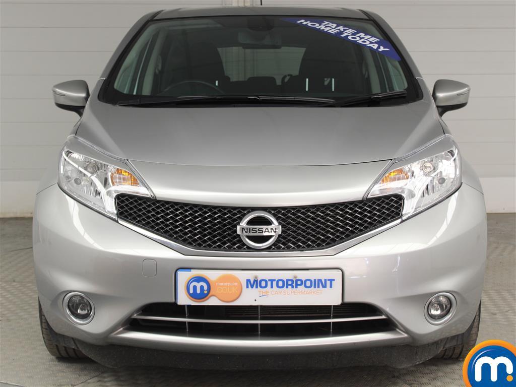 Nissan Note Acenta Premium Manual Diesel Hatchback - Stock Number (948925) - Front bumper