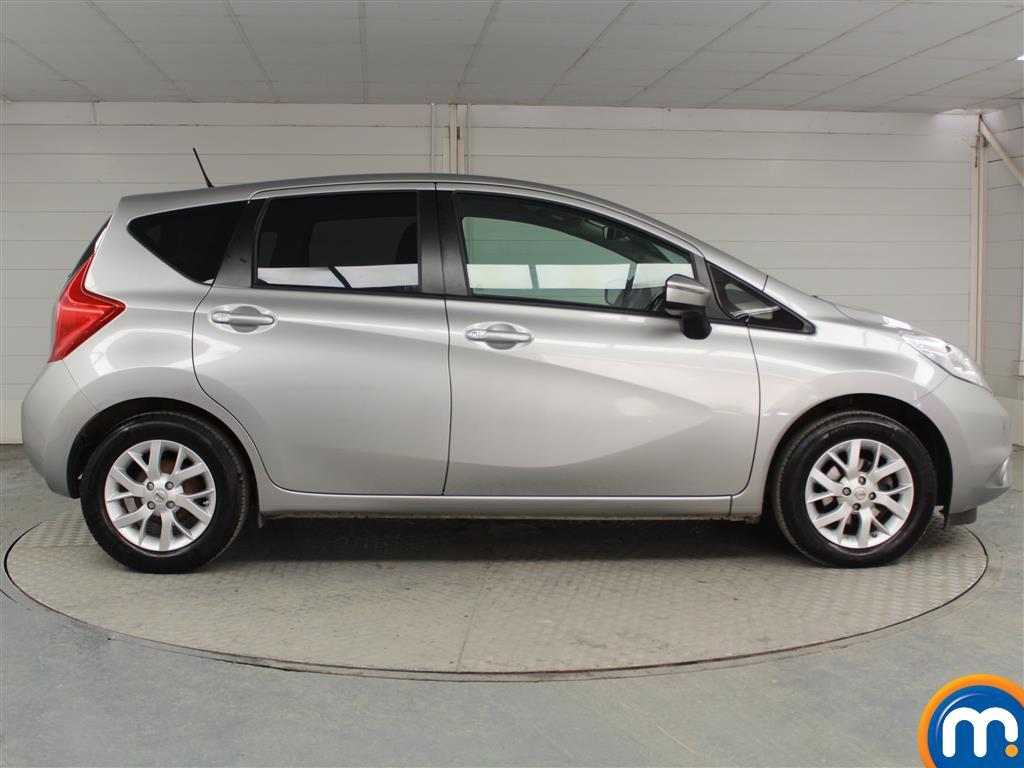 Nissan Note Acenta Premium Manual Diesel Hatchback - Stock Number (948925) - Drivers side