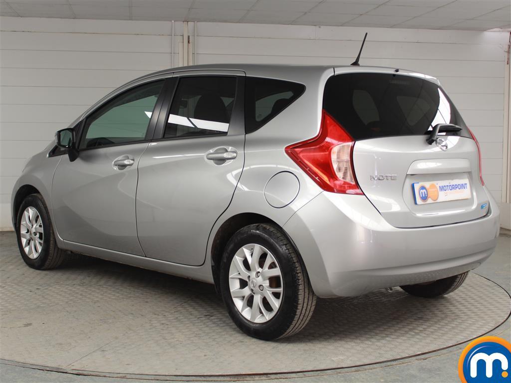 Nissan Note Acenta Premium Manual Diesel Hatchback - Stock Number (948925) - Passenger side rear corner