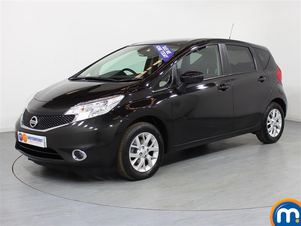Nissan Note Acenta Premium - Stock Number (949830) - Passenger side front corner