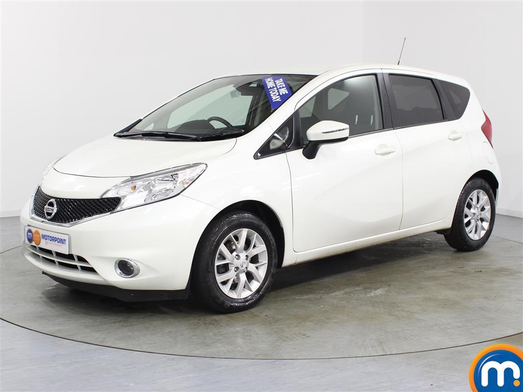 Nissan Note Acenta Premium - Stock Number (950405) - Passenger side front corner