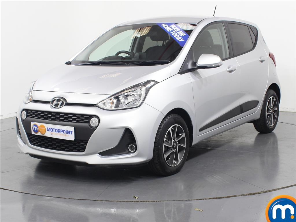 Hyundai I10 Premium - Stock Number (949113) - Passenger side front corner