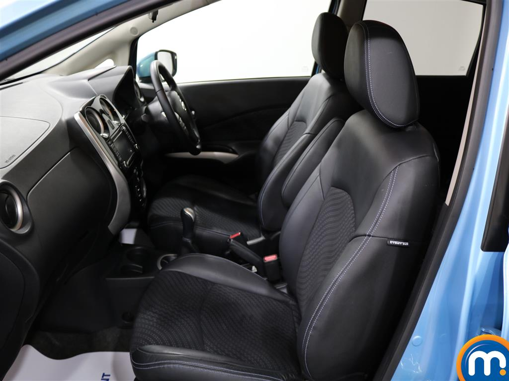 Nissan Note Tekna Manual Diesel Hatchback - Stock Number (952843) - 3rd supplementary image