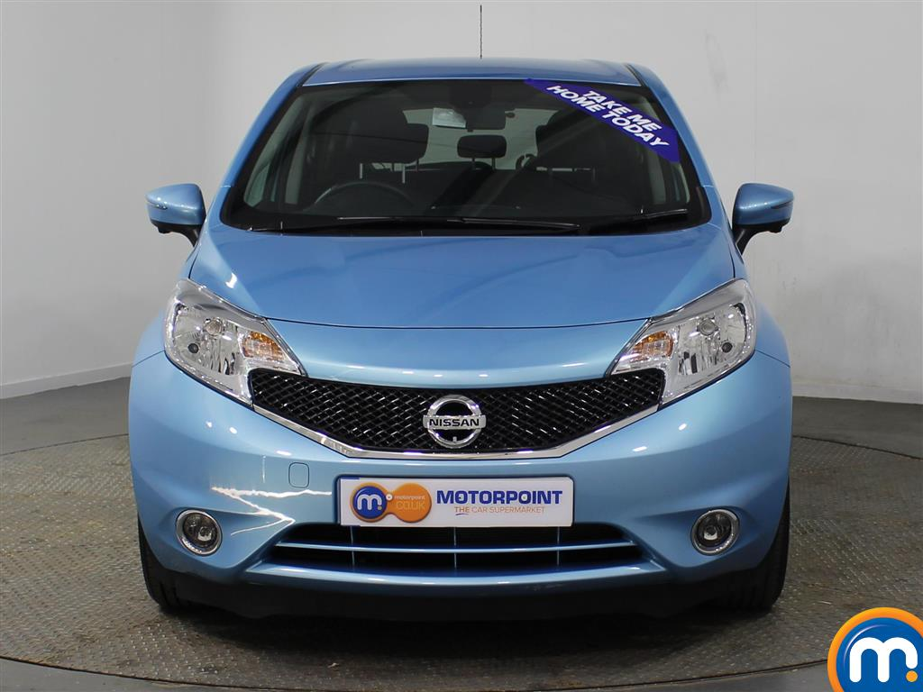 Nissan Note Tekna Manual Diesel Hatchback - Stock Number (952843) - Front bumper