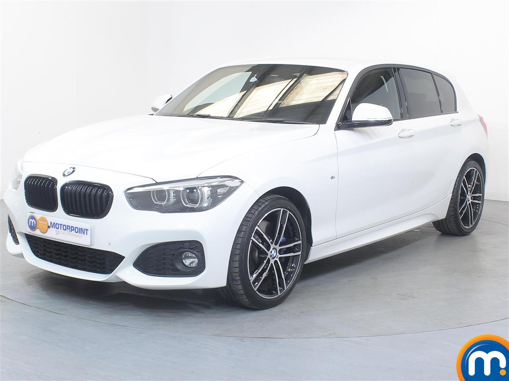 BMW 1 Series M Sport Shadow Edition - Stock Number (950360) - Passenger side front corner