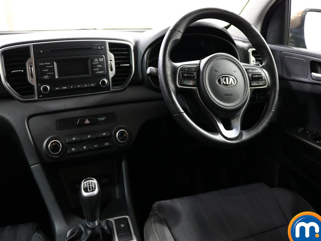 KIA Sportage 1 Manual Petrol Crossover - Stock Number (953439) - 2nd supplementary image