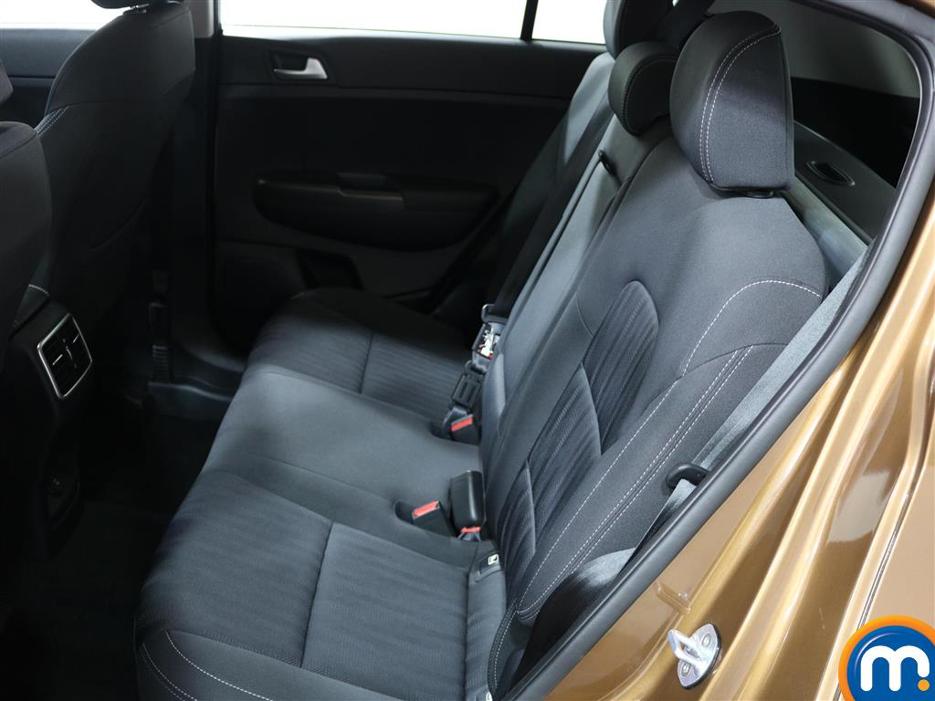 KIA Sportage 1 Manual Petrol Crossover - Stock Number (953439) - 4th supplementary image