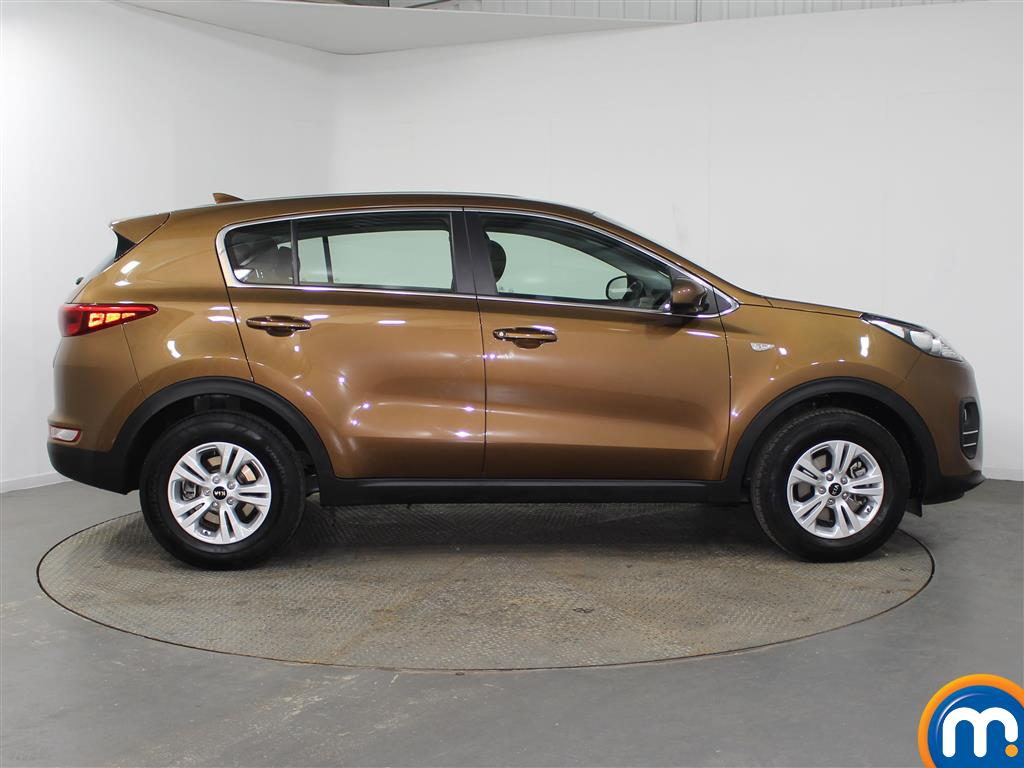KIA Sportage 1 Manual Petrol Crossover - Stock Number (953439) - Drivers side