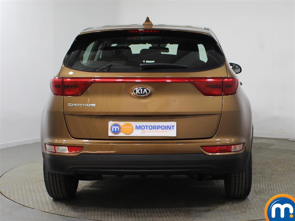 KIA Sportage 1 Manual Petrol Crossover - Stock Number (953439) - Rear bumper