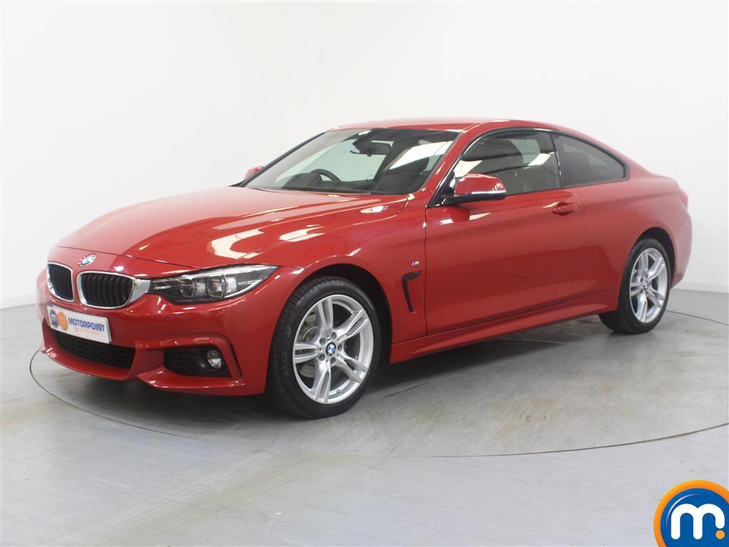 BMW 4 Series M Sport - Stock Number (948493) - Passenger side front corner