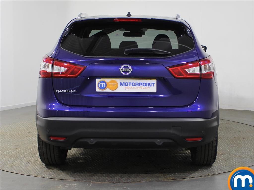 Nissan Qashqai Tekna Automatic Diesel Hatchback - Stock Number (952249) - Rear bumper