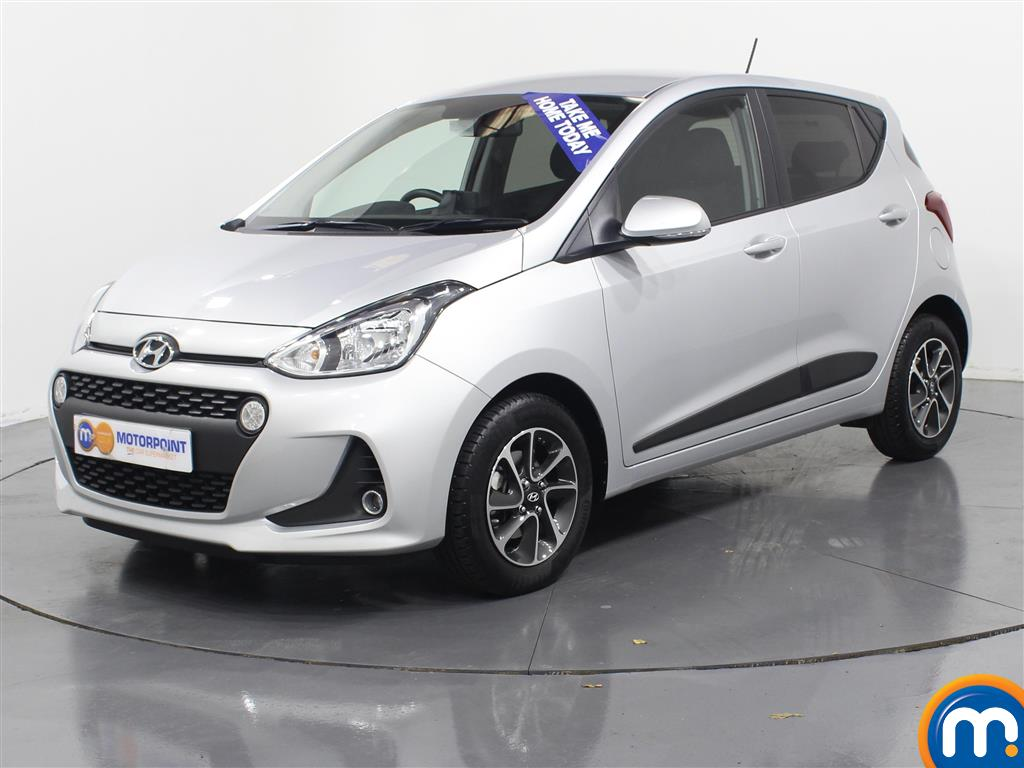 Hyundai I10 Premium - Stock Number (949112) - Passenger side front corner